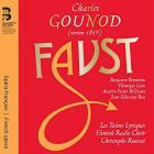 Faust : 1ère version avec dialogues, 1859 | Charles Gounod (1818-1893). Compositeur