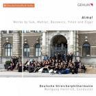 Alma! oeuvres pour orchestre à cordes