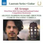 Ali Arango guitar laureate recital