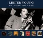Lester Young: 4 cd - seven classic albums | Lester Young. Interprète