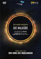 Wagner : la walkyrie / théâtre national allemand, 2008