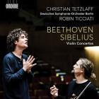 Violin concertos | Ludwig van Beethoven (1770-1827). Compositeur