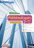 Pavages - mathématiques - bac pro - 2de - livre + licence de l'élève (édition 2019)