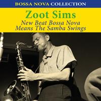 New beat bossa nova means the samba swings