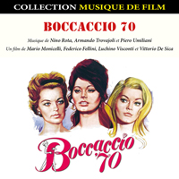 Boccaccio 70 - Bande originale du film