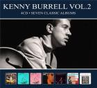 Kenny Burrell: 4 cd - seven classic albums - Volume 2
