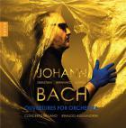 Ouvertures for orchestra | Johann Sebastian Bach (1685-1750). Compositeur