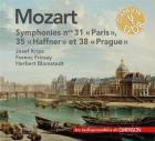 Symphonies n°31, 35 et 38