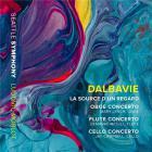 La source d'un regard - concertos pour hautbois, flûte, violoncelle