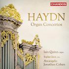 Haydn organ concertos hob XVIII