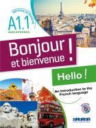 Bonjour et bienvenue ! - anglophones - a1.1