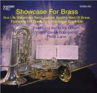 Showcase for brass (feat. works by Gilbert Vinter, Derek Bourgeois, Philip Lane)