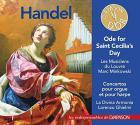 Ode for Cécilia's day - concertos pour orgue et pour harpe