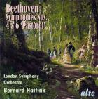 Beethoven : symphonies n° 4 & 6