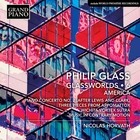 jaquette CD Glassworlds - Volume 6 : America