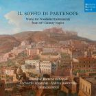 jaquette CD Il soffio di Partenope, music for woodwinds from 18th century Naples