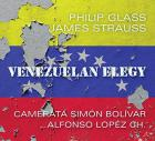 Venezualan elegy | Philip Glass (1937-....). Compositeur