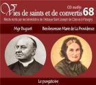 Vies de saints et de convertis t.68 - monseigneur buguet - bienheureuse marie de la providence - le purgatoire