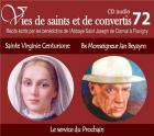 Vies de saints et de convertis t.72 - sainte virginie centurione - bienheureux monseigneur jan beyzin - le service du prochain