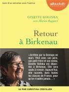 Retour à birkenau - entretien avec ginette kolinka