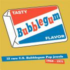 jaquette CD Tasty bubblegum flavour
