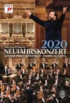 New Year's Neujahrskonzert 2020