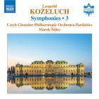 jaquette CD Symphonies - Volume 3