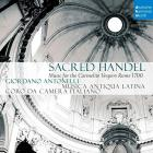 Sacred Handel, music for the Carmelite vespers Rome 1700
