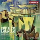 Escales French orchestral works