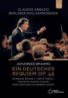 Johannes Brahms: ein deutsches requiem, op.45