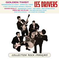 Golden twist - Collection Rock Français