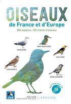 Oiseaux de france et d'europe - 800 espèces, 100 chants d'oiseaux