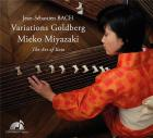 Variations Godlberg : The Art of Koto   Bach, Jean-Sébastien, compositeur