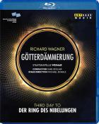 Le crépuscule des dieux - Théâtre national allemand, 2008