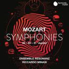 Symphonies nos. 39,40 & 41