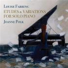 Etudes and variations for solo piano / Louise Farrenc    Farrenc, Louise. Composition