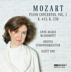 Mozart : concertos pour piano - Volume 1