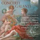 Concerti galanti. concertos classiques pour piano