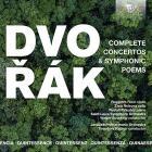 Dvorak : intégrales des concertos et des poèmes symphoniques