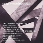 Penderecki : concertos pour cor et pour violon