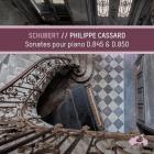 Sonates pour piano D.845 & D.850 | Franz Schubert (1797-1828). Compositeur