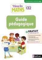 Vivre les maths - guide pédagogique - ce2 - programmes modifiées (édition 2019)