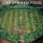 Juan Esquivel : missa hortus conclusus, magnificat & motets - Ensemble de Profundis