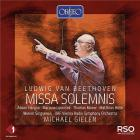 Beethoven : missa solemnis - Hargan, Lipovsek, Moser, Hölle, Gielen
