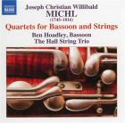 Quatuors pour basson et cordes