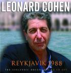 The iceland radio broadcast Reykjavik 1988