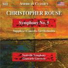 Symphony n° 5 - Supplica - Concerto gor orchestra