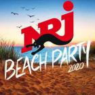 jaquette CD NRJ beach party 2020