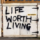jaquette CD Life worth living