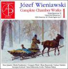 Joseph Wieniawski : musique de chambre - Volume 1